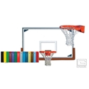 Picture of Gared Scholastic Basketball Backboard Package