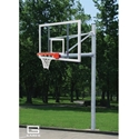 """Picture of Gared® 5-9/16"""" Heavy-Duty Outdoor Straight Post Basketball Package"""