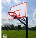 "Picture of Gared 6"" Endurance® Playground Basketball Backboard System"