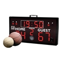 "Picture of Gared Alphatec™ 52"" x  28"" Portable Basketball Scoreboard"