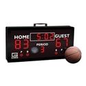 "Picture of Gared Alphatec™ 43"" x  23"" Portable Basketball Scoreboard"