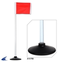 Picture of Champro Soccer Corner Flags with Rubber Bases