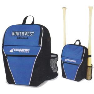 Champro Baseball Player Select Backpack. Sports Facilities Group Inc. 99110f05a775e