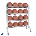 Picture of Champro 16 Ball Rack With Casters