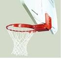 Picture of Bison Flex-Court™ Rear Mount Flex Basketball Goal