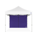 Picture of International E-Z UP Inc. 8' Speed Shelter Middle Zipper Custom Color Sidewall