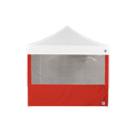 Picture of International E-Z UP Inc. 8' Speed Shelter Custom Color Panorama Sidewall