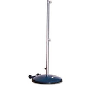Bison Portable Game Base With Pole For Volleyball