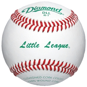 Picture of Diamond Sports Little League Baseballs