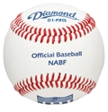 Picture of Diamond Sports Official NABF Baseballs