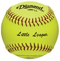 Picture of Diamond Sports Little League Softballs