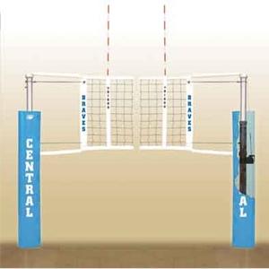 Picture of Bison Centerline Elite Carbon Hybrid Volleyball System