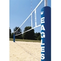 Picture of Bison Centerline® Side-by-Side Double Court Sand Volleyball System