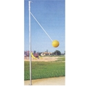 Picture of Bison Outdoor In-Ground Tetherball Game Set