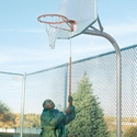 Picture of Bison Court Protector™Removable Goal Package