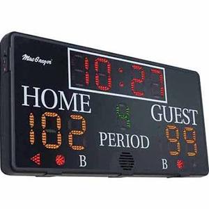 Picture of MacGregor 4' x 2' Multisport Indoor Scoreboard