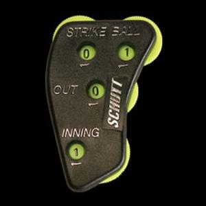Schutt 4 Function Plastic Umpire Indicator Sports