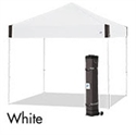 Picture of E-Z UP Pyramid Canopy Shelter 10' X 10' White Top & White Steel Frame
