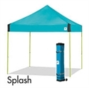 Picture of E-Z UP Vantage Canopy Shelter 10' X 10'  Splash Top & White Steel Frame