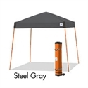 Picture of E-Z UP Vista Canopy Shelter 10' x 10' Grey Top & Steel Orange Frame