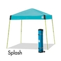 Picture of E-Z UP Vista Canopy Shelter 10' x 10' Splash Top & Steel White Frame