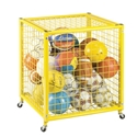 Picture of Champion Sports Half Size Lockable Ball Locker