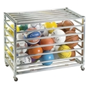 Picture of Champion Sports Heavy Duty Locking Ball Locker