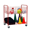 Picture of Champion Sports Back Ease Storage Cart