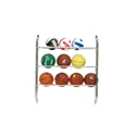 Picture of Champion Sports 3 Row Wall Mount Ball Rack