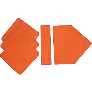 Picture of Adams Bolco Rubber Throw Down Base Set