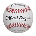 Picture of Champion Sports Official League Full Grain Cowhide Leather Baseball