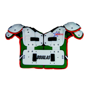 Douglas Cp Qbk Db Shoulder Pad Sports Facilities Group Inc