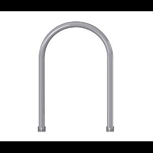 Picture of Tubular Solutions Inc Wide-U Bike Rack