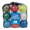 Picture of Champion Sports Weighted Training Baseball Set