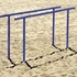 Picture of L.A. Steelcraft Physical Fitness Adjustable Parallel Bars