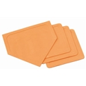 Picture of Champion Sports Throwdown Gym Base Set Orange