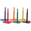 Picture of Champion Sports Deluxe 6 Color Batting Tee Set
