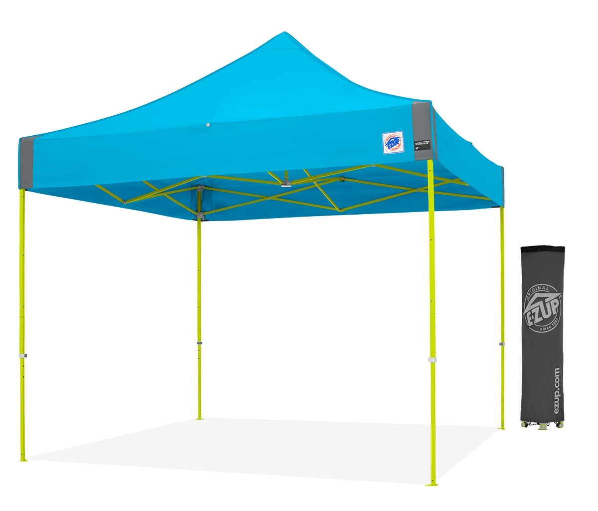 E-Z UP® Enterprise Canopy Shelter 10u0027 X 10u0027  sc 1 st  Sports Facilities Group Inc. & E-Z UP Enterprise Canopy Shelter 10u0027 X 10u0027. Sports Facilities Group Inc.