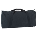 Picture of Champion Sports Canvas Zippered Duffle Bag