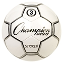 Picture of Champion Sports Striker Soccer Ball