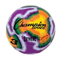 Picture of Champion Sports Extreme Tie Dye Soccer Ball