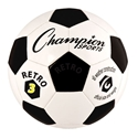 Picture of Champion Sports Retro Soccer Ball
