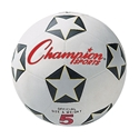 Picture of Champion Sports Rubber Cover Soccer Ball