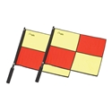 Picture of Champion Sports Pro Swivel Linesman's Flags Set