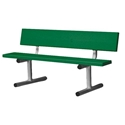 Picture of BSN 5' Portable Bench With Back