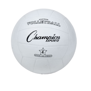 Picture of Champion Sports Official Size Rubber Volleyball