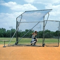 Picture of BSN Sandlot Portable Backstop