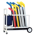 Picture of Champion Sports Deluxe ABS Floor Hockey Cart