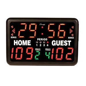 Picture of Champion Sports Multi-Sport Tabletop Indoor Electronic Scoreboard