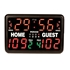 Picture of Champion Sports Multi-Sport Tabletop Indoor Electronic Scoreboard With Remote